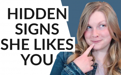 Hidden Body Language Signs She Likes You