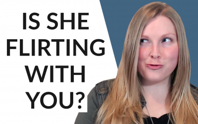 How to Tell if a Girl is Flirting with You (5 Signs She Is)