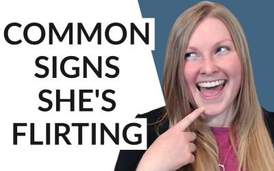 Common Signs a Woman Is Flirting With You