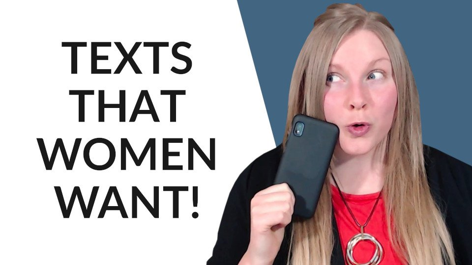 How To Get A Girl To Like You Over Text - Coach Melannie Christian Dating
