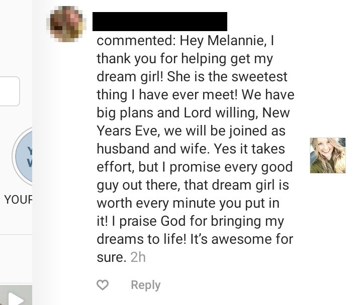 Coach Melannie Reviews Christian Dating Coach for Men