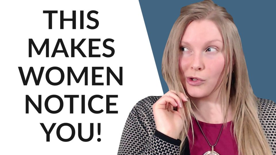 How To Get A Girl's Attention - Make Her Notice You - Coach Melannie Christian Dating