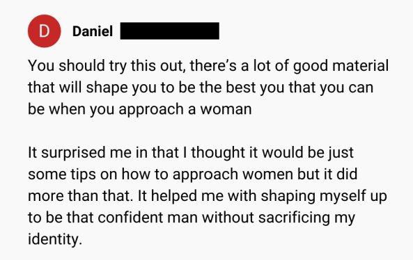 How to Get a Girlfriend Reveiw 4 Coach Melannie Christian Dating Coach for Men