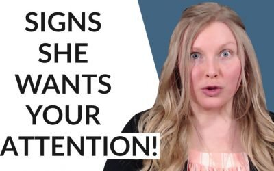 11 Signs A Girl Wants Your Attention!