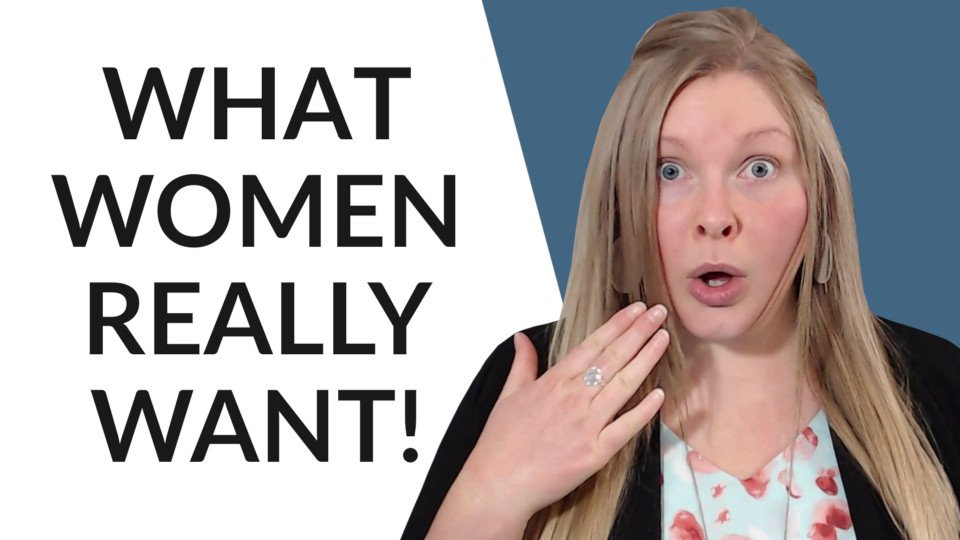 What Women Want In A Man Biggest Lies Exposed - Coach Melannie Christian Dating