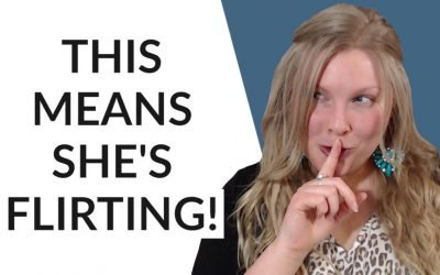 Body Language Women Use To Flirt With Guys!